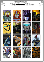 My Transformers Harem by inside-our-mind