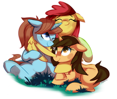 Taco Buddies by pepooni