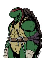 A little too Raph by Tongman