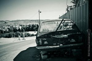 Wrecked by Muhanned