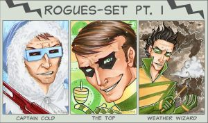 ROGUES-Set Pt. 1 by mlang