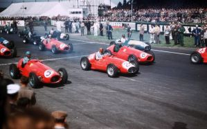 1953 British Grand Prix Start by F1-history