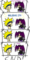 Naruto Comic - BELIEVE IT by Zahzumafoo