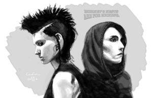 The Salander Duality by Charle-magne