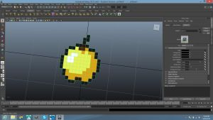 Guys!! I MADE A GOLDEN APPLE!!! by khftw
