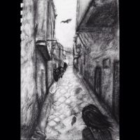 The Alley by SighVerbally