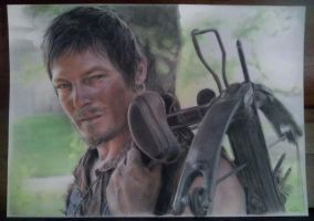 Daryl Dixon by MCVD