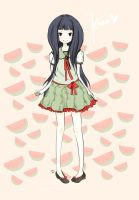 Watermelon by HamuChou