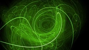 Green Swirl by SierraDesign