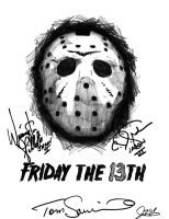 Friday The 13th by NewEraUsher