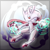 Mew-New by Snowballflo