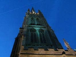 Church Tower 2 by Skargill