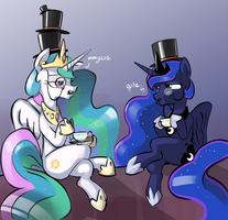High Society by DimFann