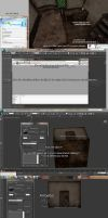 how I import Silent Hill 3 scenes by Mageflower