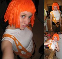 Fifth Element_Leeloo costume by c-t-supahfly