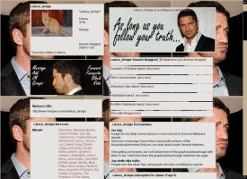 Gerard Butler for MySpace 4 by musicalcat