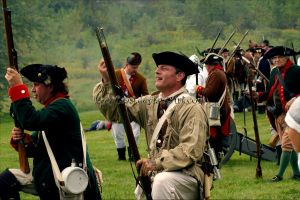 US Rev War Display 8 by KWilliamsPhoto