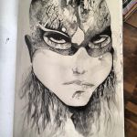 Ink Girl by ionamaia