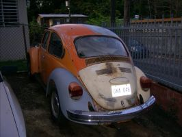 1970 VW Beetle by Mister-Lou