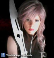 Lightning FFXIII Cosplay by jrhall22