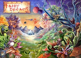 Fairy Dreams 2 by metamorphosys