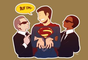 Man of Steel Spoiler by MaGeHiKaRi