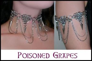 Poisoned Grapes by ArmouredRaven