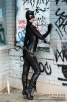 Catwoman by CLeigh-Cosplay