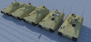 Lynx AFV by kaasjager
