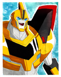 King Bee by Destron23