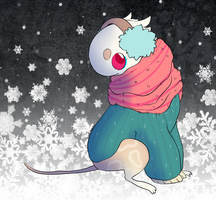 Its So Cold  by piink-mochi