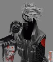 Kakashi: Honor by HaitianHallow