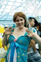 Giselle Cosplay AX 2009 by cakesniffer2000