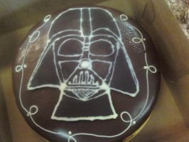 Darth Cake by dalamar33