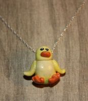 Duck Necklace by Aluciel286