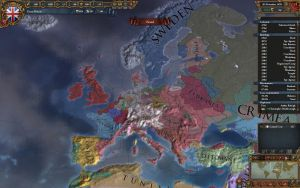Europe, 1676 by Stratocracy