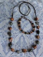 natural wire wrap set by were-were-wolfy