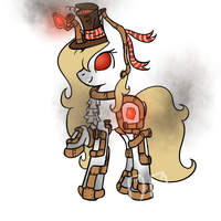 Ironbark Custom - For TheFimp by daedric-darling