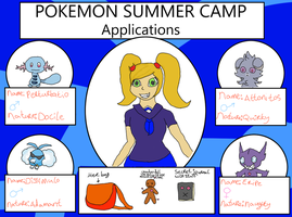 Camp Natsu application by TheFourthSword