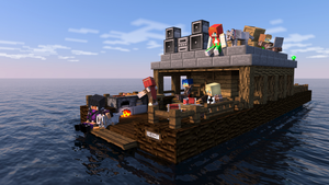 Diaries on a boat by Woofies2003