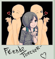 Friends Forever-Open CollabOuO by NerinSerene