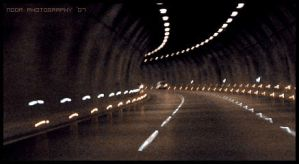 Tunnel by noor-maryam