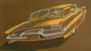 59 Lincoln studio concept by cadillacstyle