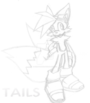Tails WIP by SiNGE-0