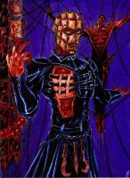 Pseudo-PinHead by BlackCoatl