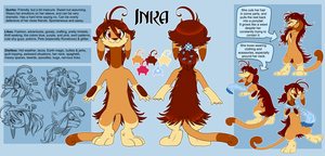 Inka - Reference by Nestly