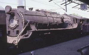 Steam loco at Kanpur 2 by coshipi