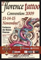 Florence Tattoo Convention by maximolutztattoo