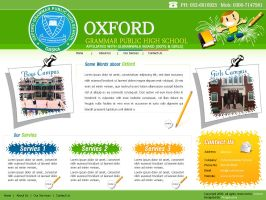 oxford by xtreamgraphic