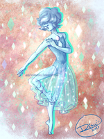 Blue Pearl by Jellyfishbubblez